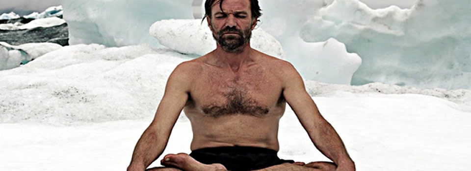 This Trick Makes You Immune To Illness, Wim Hof